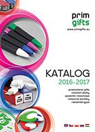 PRIMGIFTS katalog 2016/2017
